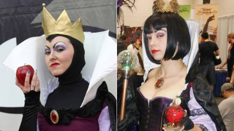 """The poison apple is a must if you are cosplaying as the evil queen from """"Snow White and the Seven Dwarfs."""" Which of these is your favorite from 2012?"""
