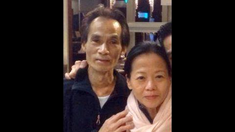 Shun Poh Fan and Jenny Loh
