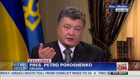 intv amanpour ukraine president petro poroshenko deny_00011623.jpg