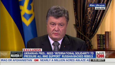 intv amanpour ukraine president petro poroshenko terrorists_00001804.jpg