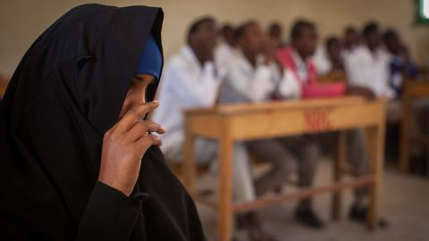98% of Somali women and girls have undergone Female Genital Mutilation (FGM) - the highest prevalence rate of anywhere in the world.