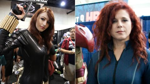 """Black Widow has grown in popularity since her appearances in Marvel movies like """"The Avengers."""" Here we have two from 2010. Which was best? Let us know below."""