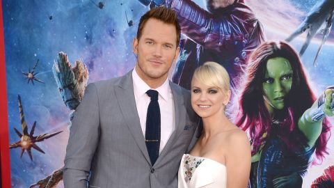 """Actors Chris Pratt and Anna Faris announced August 6 that they were separating after eight years of marriage. """"We tried hard for a long time, and we're really disappointed,"""" they said in separate social media posts."""