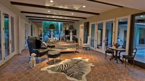 Joseph Cotten: Palm Springs, California