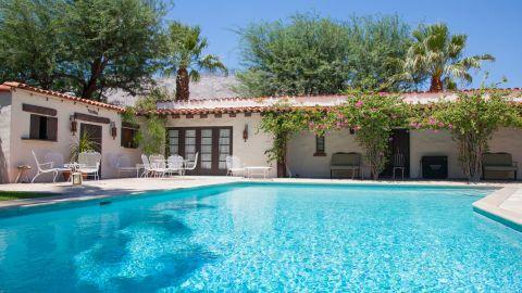 Bing Crosby: Palm Springs, California