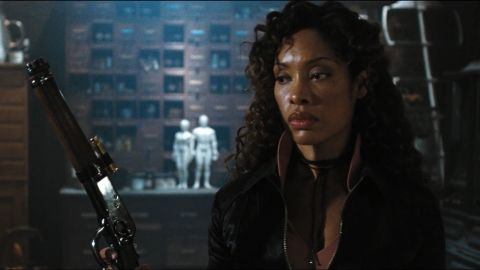 """Mal trusts no one more than his right-hand woman Zoe, played by Gina Torres, in the beloved, short-lived series """"Firefly."""""""