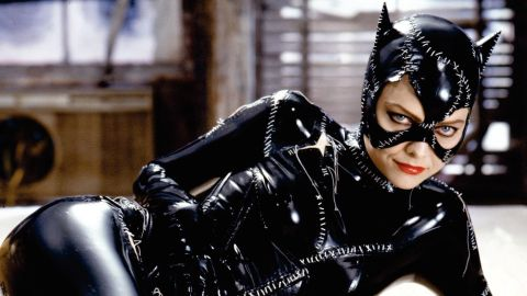 """We'd rather not remember Halle Berry's take on the seductive thief, Catwoman, but Julie Newmar, Eartha Kitt, Lee Meriwether and Anne Hathaway were all splendid in the role. But for our money, Michelle Pfeiffer (pictured) in """"Batman Returns"""" is the Catwoman to beat."""
