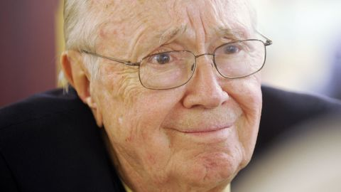 """<a href=""""http://www.cnn.com/2014/07/29/us/enola-gay-crew-member-dies/index.html"""" target=""""_blank"""">Theodore """"Dutch"""" Van Kirk</a>, the last crewman of the U.S. plane that dropped the first atomic bomb over Hiroshima, Japan, in 1945, died of natural causes on July 28, according to his daughter Vicki Triplett. He was 93."""