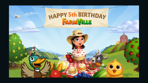 """""""FarmVille"""" had more than 80 million active players at  its peak in 2010, according to AppData."""