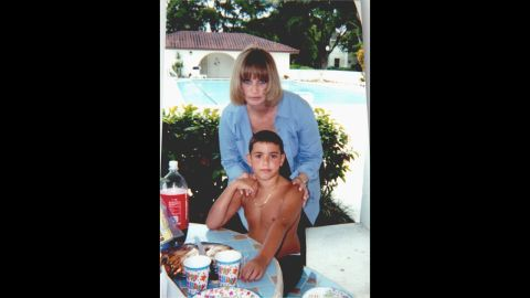 Barbara Theodosiou first noticed her son Daniel might have a problem with drugs when he was 16.