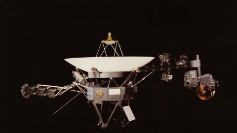 """Scientists may dispute the <a href=""""http://news.agu.org/press-release/voyager-spacecraft-might-not-have-reached-interstellar-space/"""" target=""""_blank"""" target=""""_blank"""">exact location of Voyager 1</a>, but the spacecraft remains one of NASA's greatest success stories. Take a look at some of the amazing images the probe has provided its Earthbound audience."""
