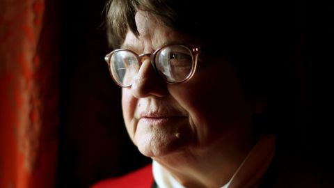 """Sister Helen Prejean has been on a mission to end the death penalty for three decades. The Roman Catholic nun rose to fame after the success of her book and the subsequent 1995 film adaptation, """"Dead Man Walking."""""""