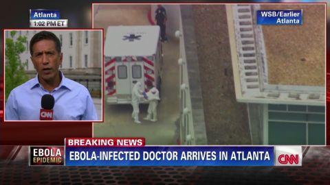 nr wsb american ebola patient arrives emory_00005702.jpg