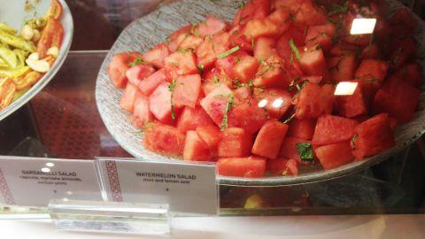 Va Bene, Las Vegas: Watermelon salad