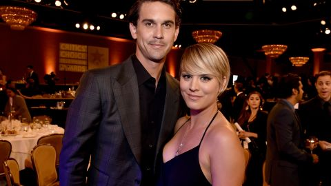 """Actress Kaley Cuoco and her husband, Ryan Sweeting, called it quits in 2015 after nearly two years of marriage. The couple """"mutually decided"""" to get a divorce after 21 months of marriage, a publicist for the actress said in a statement."""
