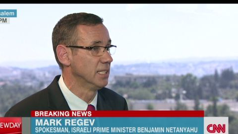 newday intv tapper israel spokesman regev_00002922.jpg