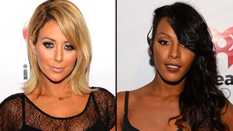 """Danity Kane's reunion is over as quickly as it began. The girl group got back together in 2013 after a four-year hiatus, but by August its bond was broken again because of an alleged dispute between Aubrey O'Day, left, and Dawn Richard. <a href=""""http://danitykaneofficialblog.tumblr.com/"""" target=""""_blank"""" target=""""_blank"""">O'Day has claimed Richard punched her in the back of the head</a> without provocation, while <a href=""""http://www.tmz.com/2014/08/08/danity-kane-break-up-fight-aubrey-oday-feud-studio/"""" target=""""_blank"""" target=""""_blank"""">Richard says O'Day and another member</a> were cutting her out of the group."""