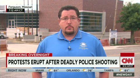 missouri teen shooting Ferguson mayor Knowles interview  Newday _00031106.jpg