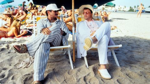 """Williams and Nathan Lane starred in the film """"The Birdcage"""" in 1996."""