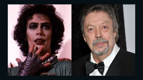 """<a href=""""https://www.youtube.com/watch?v=sg-vgGuTD8A"""" target=""""_blank"""" target=""""_blank"""">Time warp</a>, anyone? """"The Rocky Horror Picture Show"""" was released in the United Kingdom on August 14, 1975, and in honor of the long-running release's legacy, we're catching up with where the cast is now. Let's start with Tim Curry, the man who could wear lipstick, lingerie and heels like no one else while playing scientist Dr. Frank N. Furter. In 2014, <a href=""""http://www.dailymail.co.uk/tvshowbiz/article-2330294/Tim-Curry-67-recovering-LA-home-suffering-major-stroke.html"""" target=""""_blank"""" target=""""_blank"""">after rebounding from a stroke</a>, he did voice work on """"Star Wars: The Clone Wars."""""""