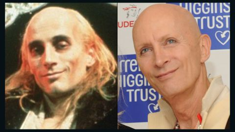 """Richard O'Brien may have played a supporting part -- he was ghastly butler/handyman, Riff Raff -- but without him we wouldn't have this cult classic. O'Brien wrote the original musical, and crafted the screenplay along with Jim Sharman. After """"Rocky Horror's"""" big-screen debut, O'Brien stayed involved in theater and television, and now is <a href=""""http://www.nzherald.co.nz/bay-of-plenty-times/news/article.cfm?c_id=1503343&objectid=11095656"""" target=""""_blank"""" target=""""_blank"""">more likely to be found in New Zealand enjoying life. </a>"""