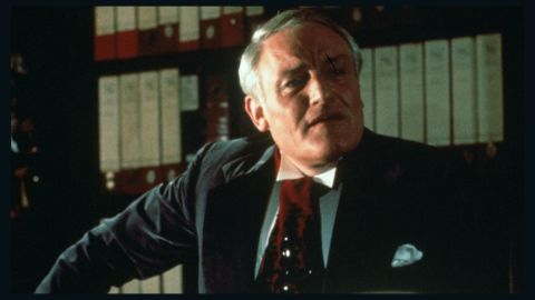 """Charles Gray, who was the observant narrator for """"The Rocky Horror Picture Show,"""" is just as famous for his work in the James Bond franchise. Gray played the villain Blofeld in 1971's """"Diamonds Are Forever,"""" and was Henderson in 1967's """"You Only Live Twice."""" The prolific thespian appeared in the 1981 """"Rocky Horror"""" follow-up """"Shock Treatment,"""" and then racked up a number of gigs, including playing the brother of Sherlock Holmes, Mycroft, in various TV features. Gray died in 2000 at age 71."""