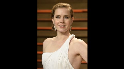 """Amy Adams will reprise her role from """"Man of Steel"""" as journalist and Superman's love interest, Lois Lane."""