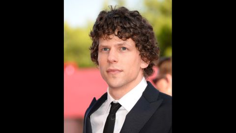 Jesse Eisenberg was a somewhat surprising choice to play the main villain of the film, Lex Luthor.