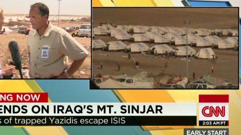 Humanitarian crisis in northern Iraq Coren Colt interview Earlystart _00002312.jpg