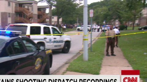 nr sot ferguson shooting police dispatch tapes michael brown_00023902.jpg