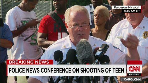 nr Ferguson police name release Michael Brown fatal shooting_00014512.jpg
