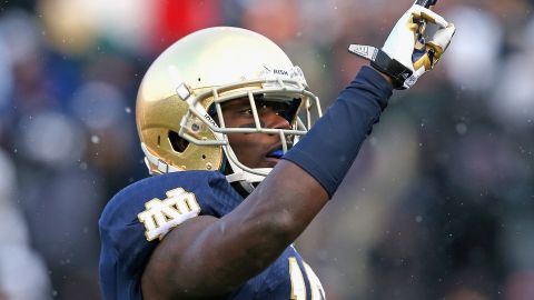 DaVaris Daniels is among four football players who are under investigation.