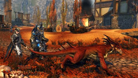 """In """"Neverwinter,"""" an online game, """"Dungeons & Dragons"""" fans can play computer adventures that match classic tabletop ones."""