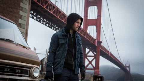 """Paul Rudd stars as """"Ant-Man,"""" also known as Scott Lang, a superhero who can change his size."""