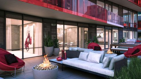 There may be 130 condos under construction in Toronto this year -- more than any other city in North America -- but Smart House is the city's first and only micro-condo, with units starting at 289 square feet. The 25-storey building is set to be completed in 2017.