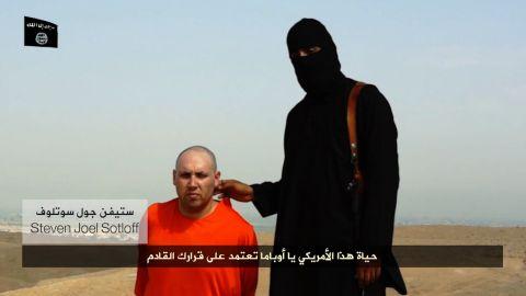 ISIS is threatening to execute Steven Joel Sotloff
