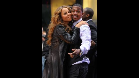 """The singer gave birth to twins, a son and a daughter, in 2011 and her husband <a href=""""http://marquee.blogs.cnn.com/2011/07/04/nick-cannon-on-more-kids-new-projects-and-bbq/"""">told CNN at the time that his wife leveraged that  accomplishment.</a> """"No matter what is going on in the house that is what I always hear,"""" he said. """"It's 'Do you know I just had twins?'"""""""