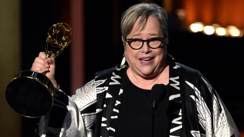 """Outstanding Supporting Actress in a Miniseries or a Movie: Kathy Bates, """"American Horror Story: Coven"""""""