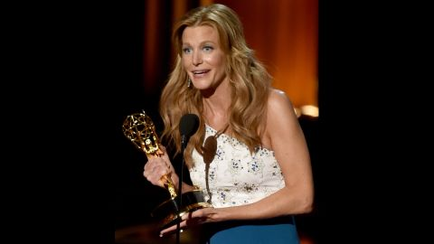 """Outstanding Supporting Actress in a Drama Series: Anna Gunn, """"Breaking Bad"""""""