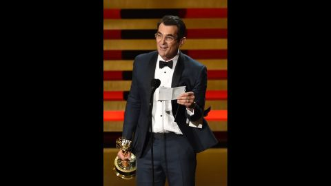 """Outstanding Supporting Actor in a Comedy Series: Ty Burrell, """"Modern Family"""""""