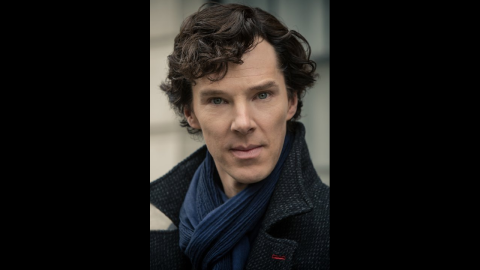"""Outstanding Lead Actor in a Miniseries or a Movie: Benedict Cumberbatch, """"Sherlock: His Last Vow"""""""