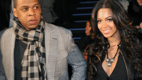 """Beyonce and Jay Z are professionals in every sense of the word, especially when it comes to keeping their private life hidden. The couple dated for six years before secretly marrying in New York on April 4, 2008. They were so insistent on keeping it just between them that Jay Z <a href=""""https://www.cnn.com/2014/08/28/showbiz/gallery/surprise-celeb-marriages/www.people.com/people/archive/article/0,,20196215,00.html"""" target=""""_blank"""">pretended not to know what a reporter was talking about</a> three days after tying the knot."""