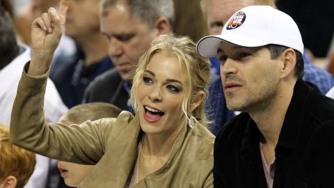 In 2011, LeAnn Rimes played a Britney Spears card and tricked the media. While friends and family thought they were attending an engagement party for Rimes and actor Eddie Cibrian that April, they were actually attending their wedding.