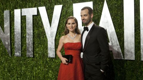 """Good luck guessing what Natalie Portman is going to do next. The star isn't known for sharing much about her private life, but when she does she drops some doozies. In December 2010, the actress caught fans off guard with her <a href=""""http://marquee.blogs.cnn.com/2010/12/27/natalie-portman-is-pregnant-and-engaged/?iref=allsearch"""" target=""""_blank"""">out-of-the-blue engagement to French dancer</a> <a href=""""http://marquee.blogs.cnn.com/2012/08/07/natalie-portmans-wedding-vegan/?iref=allsearch"""" target=""""_blank"""">Benjamin Millepied</a>, which was announced at the same time as her first pregnancy.<a href=""""http://marquee.blogs.cnn.com/2010/12/27/natalie-portman-is-pregnant-and-engaged/?iref=allsearch"""" target=""""_blank""""> </a>Portman keeps her personal life so hush-hush that onlookers thought she and Millepied had wed months before they actually tied the knot in August 2012."""