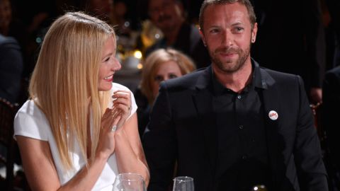 """In December 2003, Gwyneth Paltrow and Chris Martin <a href=""""http://www.people.com/people/article/0,26334,627328,00.html"""" target=""""_blank"""" target=""""_blank"""">happily shared their baby news</a>, but tried to keep their status as newlyweds a secret. It didn't quite work. While fans were anticipating the arrival of Paltrow and Martin's first child, the press sniffed out the news that the couple had gotten married in a surprise, secret ceremony two days after announcing they were expecting."""