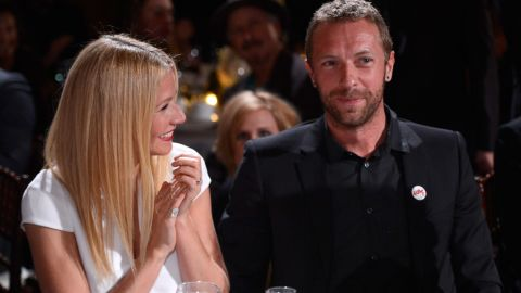Gwyneth Paltrow and ex-husband Chris Martin have maintained a close relationship, she says.