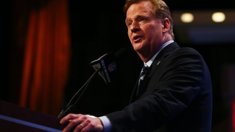 NFL Commissioner Roger Goodell sent out a letter and memo to all NFL owners on aspects of personal conduct.