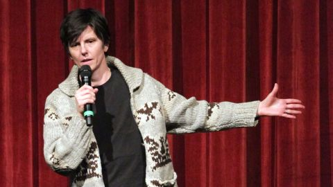 """In August 2012, Tig Notaro did something that redefined what it means to be a woman in comedy. She took the stage at the Largo in Los Angeles for a stand-up set and opened with, """"Good evening. Hello. I have cancer."""" Notaro had just been diagnosed with stage 2 cancer in both breasts, and, as she described to <a href=""""http://www.newyorker.com/culture/culture-desk/good-evening-hello-i-have-cancer"""" target=""""_blank"""" target=""""_blank"""">The New Yorker</a>, """"It felt so silly and irrelevant to think about ... observational jokes ... in light of what was going on with me."""" So instead, she turned her 30 minute set into a revolutionary performance on illness, pain and the human will -- showing in the process that sometimes the best comedy isn't the kind that makes you laugh, but connects you with others."""