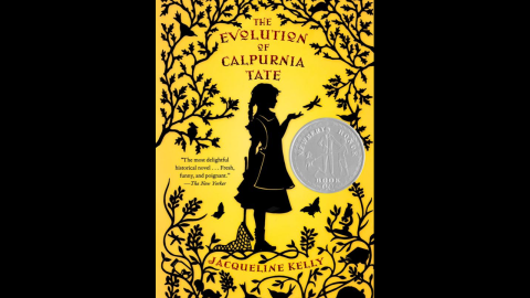 """In """"The Evolution of Calpurnia Tate"""" by Jacqueline Kelly, recommended for ages 10+, 11-year-old Calpurnia deals with what it means to be a girl in the new 20th century."""