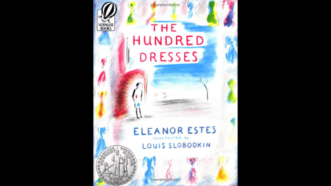 """""""The Hundred Dresses"""" by Eleanor Estes, recommended for ages 8+, tackles bullying head on, when a Polish girl in a Connecticut school is made fun of for wearing the same dress every day."""